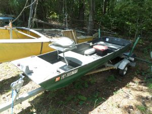Jon Boat For Sale $500